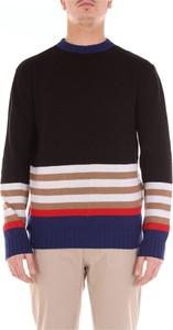 Czarny sweter Relive