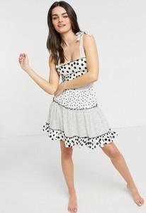 Sukienka River Island mini na ramiączkach
