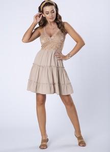 Sukienka Ptakmoda.com na ramiączkach