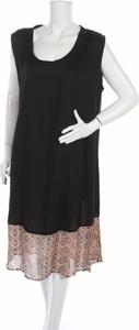Sukienka Alessi mini z okrągłym dekoltem