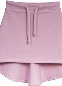 Różowa spódnica M-art-a-baby z bawełny