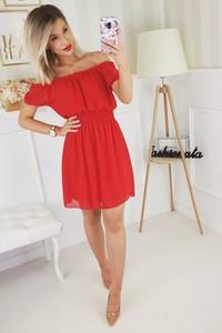 0b66e22e3c letnie sukienki z szyfonu - stylowo i modnie z Allani