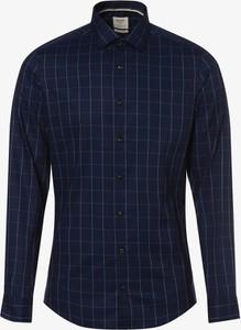 Koszula Olymp Level Five Smart Business w stylu casual z klasycznym kołnierzykiem