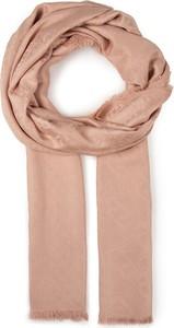 Różowy szalik Liu-Jo