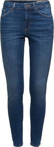Niebieskie jeansy Esprit w stylu casual