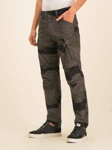 Zielone spodnie G-Star Raw