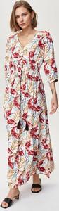 Sukienka FEMESTAGE Eva Minge w stylu boho