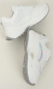 Buty sportowe Buty Damskie ze skóry ekologicznej