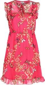 Sukienka Liu-Jo w stylu casual bez rękawów midi