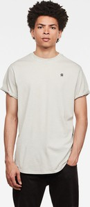 T-shirt G-Star Raw z dzianiny