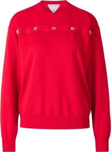 Sweter Bottega Veneta z wełny