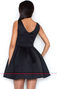 Sukienka Figl rozkloszowana bez rękawów mini