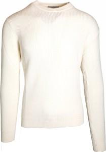 Sweter J.w.sax Milano z wełny w stylu casual