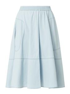 Niebieska spódnica Drykorn w stylu casual z bawełny