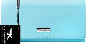 Miętowy portfel Kochmanski Studio Kreacji®