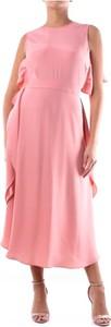 Różowa sukienka Stella McCartney