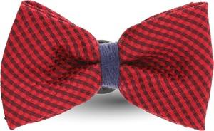 63fabdb61c2d20 czerwona muszka do garnituru. - stylowo i modnie z Allani
