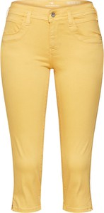 Żółte szorty Tom Tailor