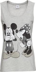 Top Disney w stylu casual