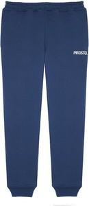 Niebieskie spodnie sportowe Prosto. w sportowym stylu