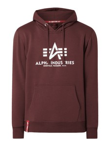 Bluza Alpha Industries z nadrukiem
