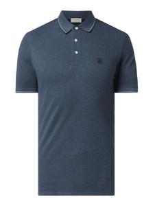 Koszulka polo Selected Homme z bawełny