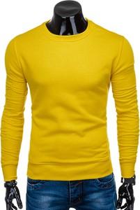 Żółta bluza Edoti w stylu casual
