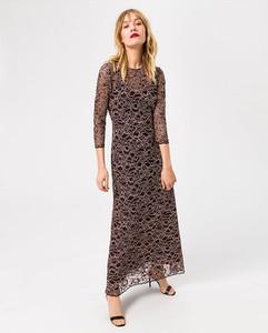 Sukienka Ivy & Oak z długim rękawem maxi
