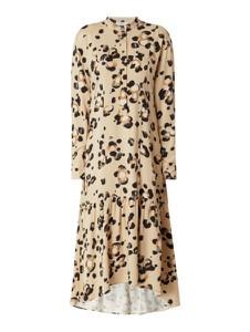Sukienka Jake*s Casual z dekoltem w kształcie litery v koszulowa