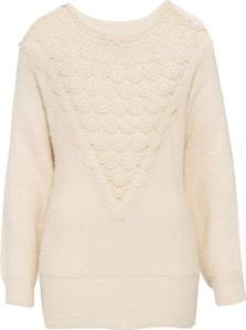 Sweter bonprix w stylu casual