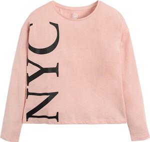 Bluzka dziecięca Cool Club z bawełny dla dziewczynek