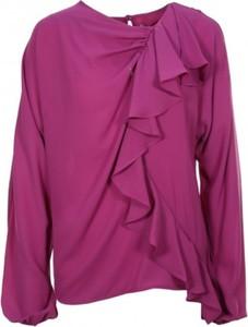 Bluzka Relish z długim rękawem z okrągłym dekoltem