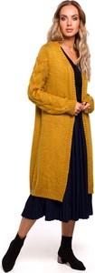 Sweter MOE w stylu casual z wełny