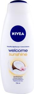 Nivea Welcome Sunshine Żel Pod Prysznic 750Ml