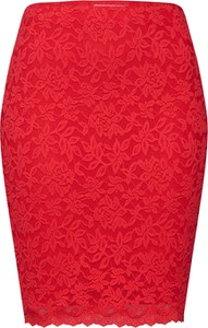 Czerwona spódnica Rosemunde mini