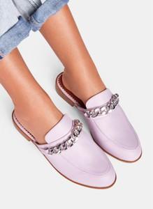 Różowe klapki DeeZee w stylu casual
