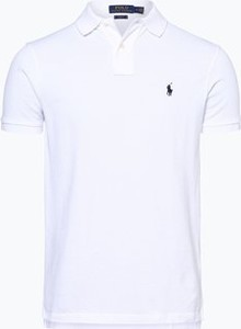 Koszulka polo POLO RALPH LAUREN z bawełny z krótkim rękawem