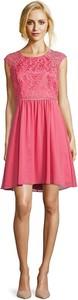 Różowa sukienka Vera Mont mini