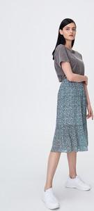 Spódnica Sinsay w stylu boho z nadrukiem