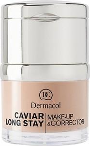 Dermacol Caviar Long Stay | Podkład z korektorem w jednym - No. 04 Tan 30ml - Wysyłka w 24H!