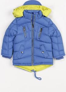 Niebieska kurtka dziecięca Multu