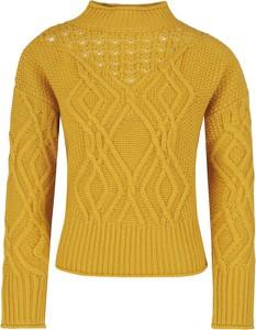 Sweter Guess z wełny w stylu casual