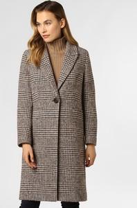 Brązowy płaszcz Cinque