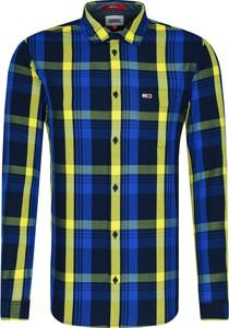 Koszula Tommy Jeans z długim rękawem w stylu casual