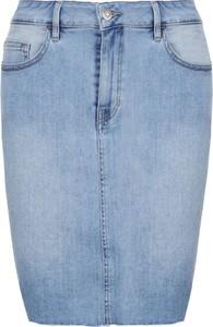 Spódnica BOSS Casual z tkaniny