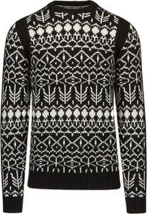 Sweter Bogner z okrągłym dekoltem