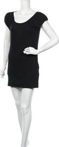 Sukienka Blind Date mini z krótkim rękawem prosta