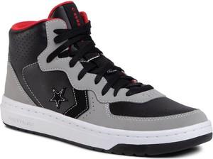 Converse Sneakersy Rival Mid 168735C Czarny