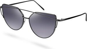 Trendhim Spolaryzowane abstrakcyjne okulary przeciwsłoneczne
