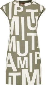 Bluzka Max & Co. z okrągłym dekoltem w stylu casual